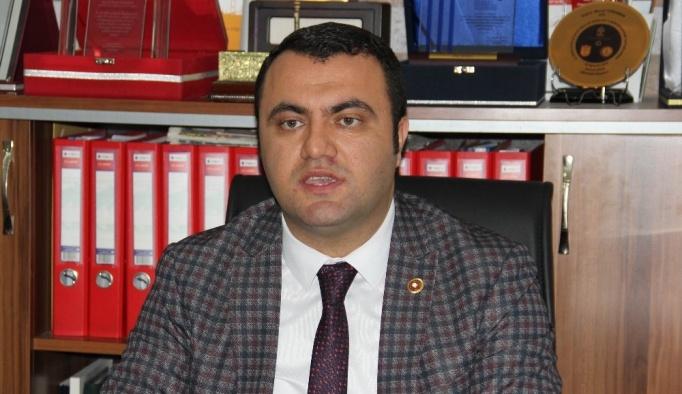 85 köy gezen meclis üyesi AK Parti Sivas İl Başkanlığına aday oldu