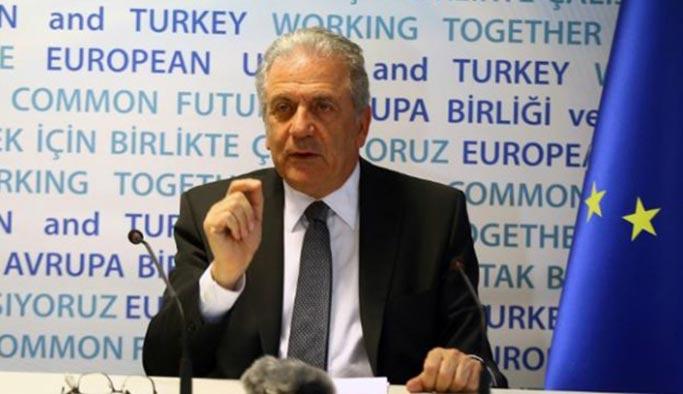 AB'den Türkiye'ye 'vizesiz geçiş' için yeşil ışık