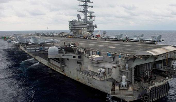ABD askeri uçağı Japonya açıklarında düştü