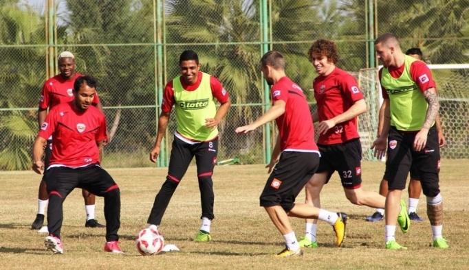 Adanaspor, Samsunspor maçı hazırlıklarına devam etti