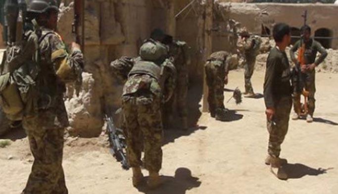 Afgan güçleri Kur'an Kursu'nda katliam yaptı