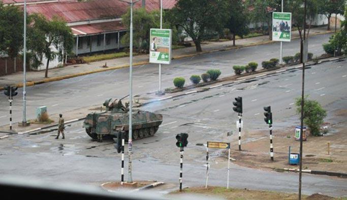 Afrika ülkesinde darbe, ordu yönetime müdahale etti