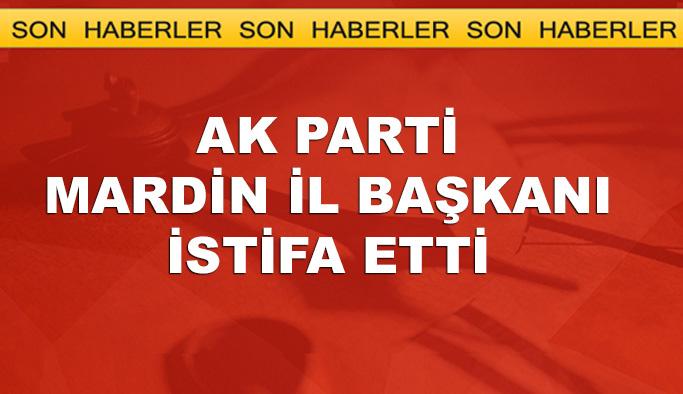 AK Parti Mardin ve Diyarbakır teşkilatlarında flaş gelişme