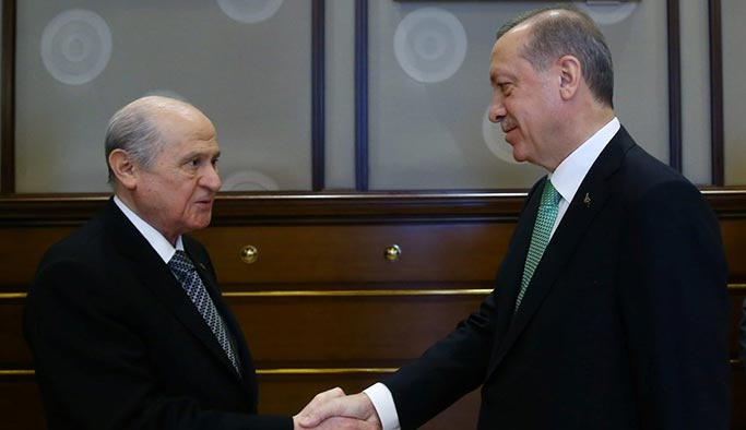 AK Parti-MHP için konuşulan iki senaryo