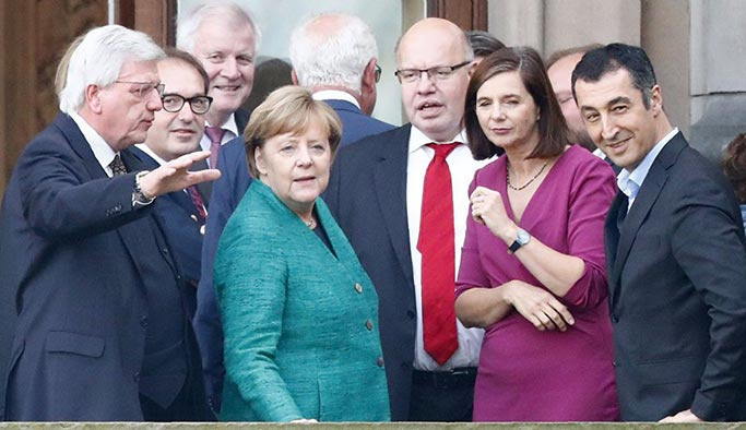 Almanya'da hükümet krizi, borsa düşüşe geçti