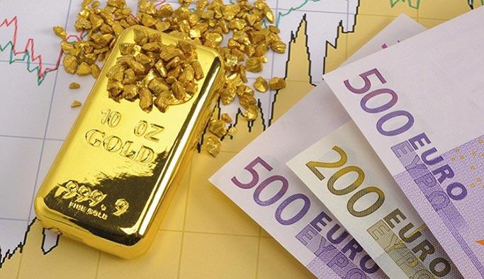 Altın, dolar ve euro rekor tazeliyor