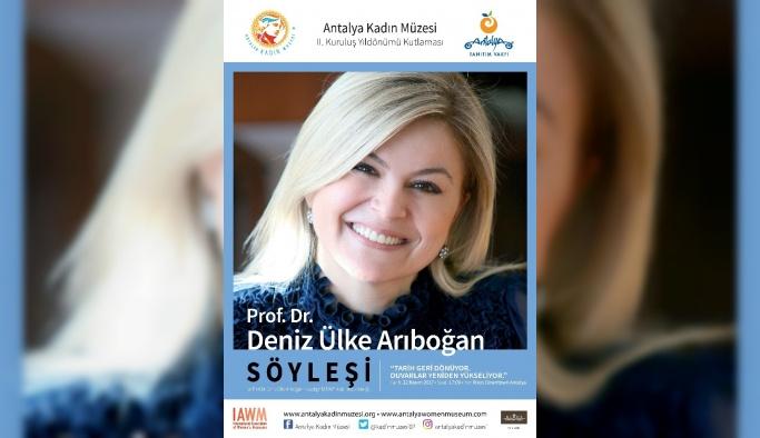 Antalya Kadın Müzesi 2. yılını kutluyor