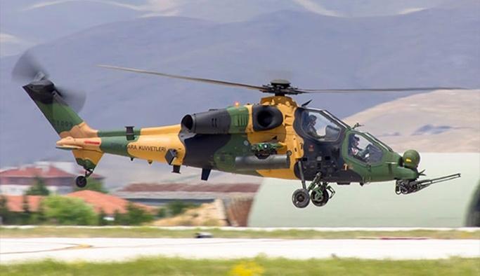 Atak helikopterine yeni kardeşler geliyor