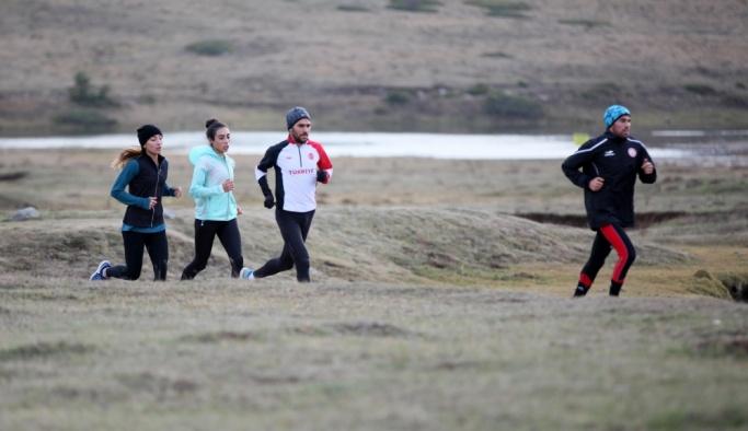 Atletizm Kros Milli Takımı'nda hedef şampiyonluk