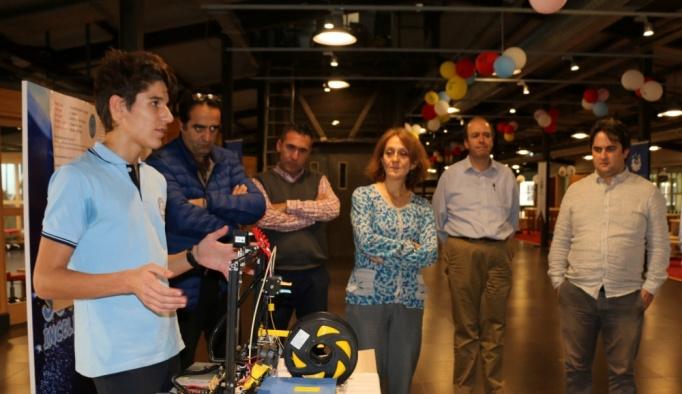 Başarılı genç tasarımcılar CERN'i ziyaret edecek