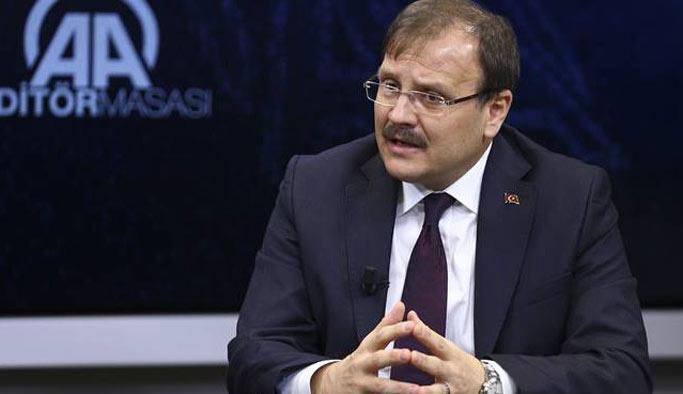 Başbakan Yardımcısı Çavuşoğlu'ndan 'NATO' açıklaması