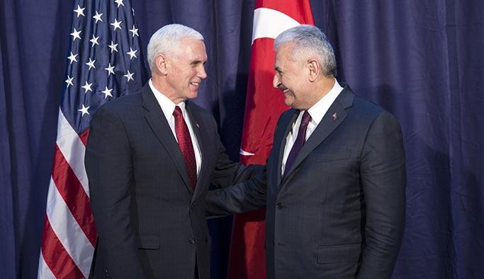 Başbakan Yıldırım'ın ABD gezisinde program değişikliği