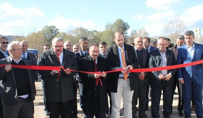 BEBKA destekli Süt Toplama Merkezleri'nin açılışı yapıldı