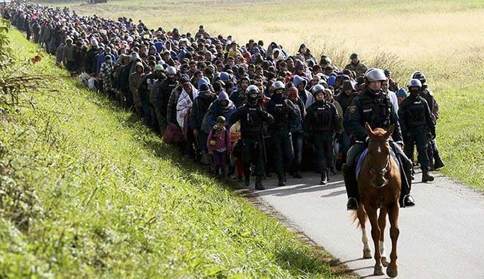 BM, Avrupa Birliği'ni 'insanlıktan çıkmak'la suçladı