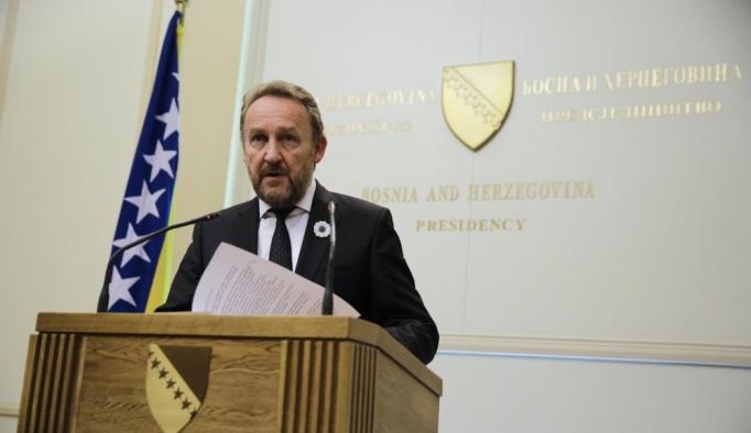 """Boşnak lider İzetbegovic'ten """"Mladic"""" değerlendirmesi"""