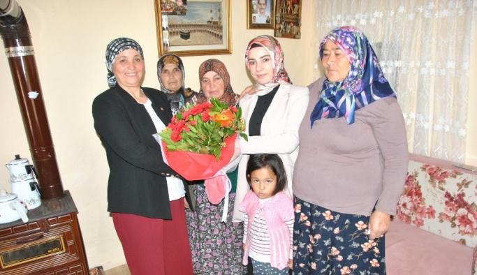 Büyükorhan'da ilklerin buluşması