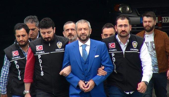 Çete lideri Sedat Şahin yeniden tutuklandı