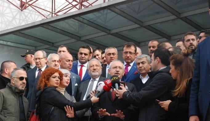 Kılıçdaroğlu: Suriye ve Irak'ın bütünlüğünden yanayız