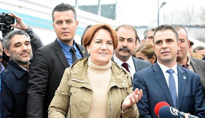 CHP'nin karşıladığı Akşener'den 'ittifak' sinyali