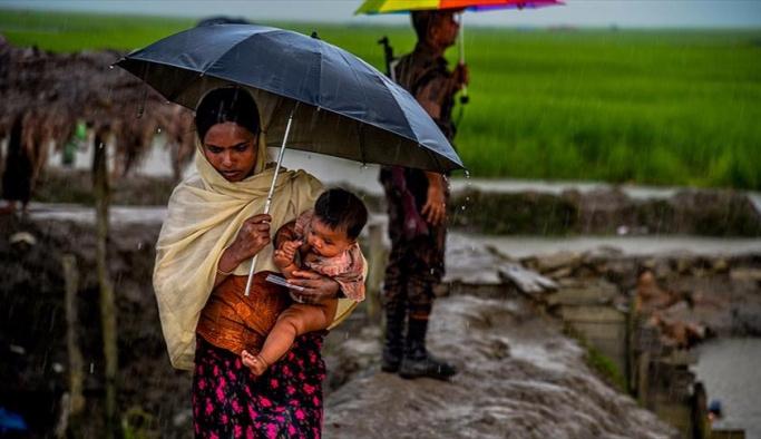 Çin'in Arakan planına Myanmar ve Bangladeş'ten destek