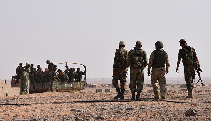 Deyrizzor'daki son bölgeyi Esed rejimi aldı