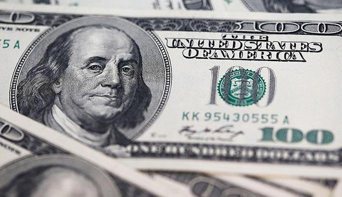 Dolar Ocak ayından bu yana en yüksek seviyesinde