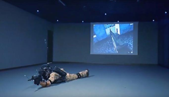 Dünyanın en gelişmiş savaş simülatörüKocaeli Bilişim Fuarı'nda
