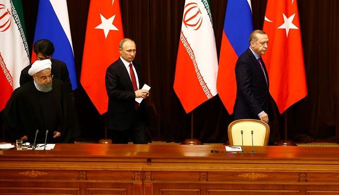 Dünyanın izlediği Rusya'daki zirve sona erdi, işte alınan kararlar