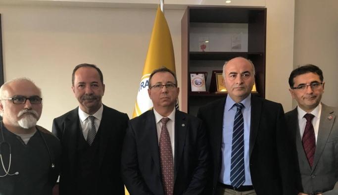 Edirne Valisi Özdemir'in sağlık durumu