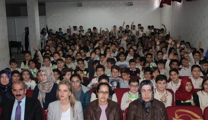 Elazığ'da 'Bilim Söyleşileri' etkinliği