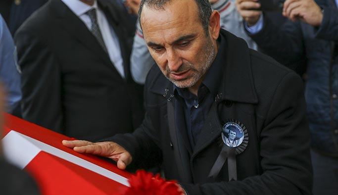 En büyük rakibi Süleymanoğlu'nun cenazesindeydi