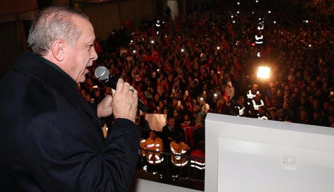 Erdoğan: 2019 bir kırılma noktası olacak