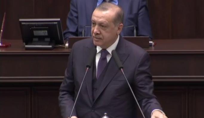 Erdoğan: 17-25 Aralık tezgahını ABD'ye taşıdılar