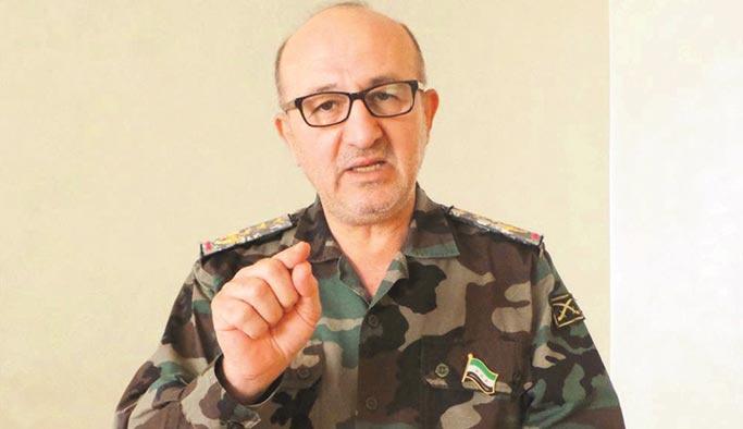 Suriyeli eski general: PKK'ya kimyasal silah verdik
