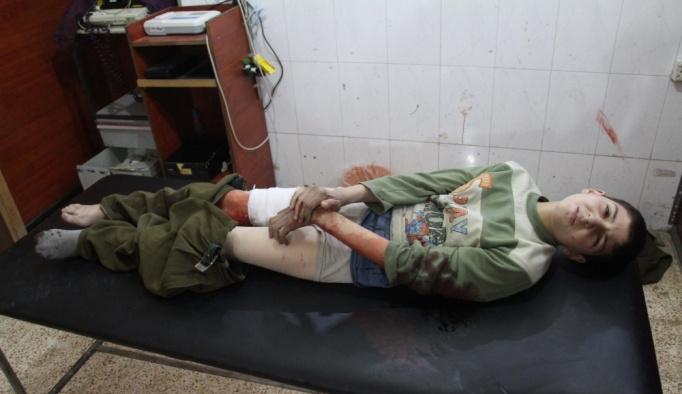 Doğu Guta'daki saldırılarda sivil kayıp artıyor