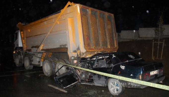 Esenler'de trafik kazası: 2 yaralı