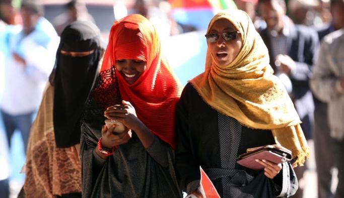 Etiyopya'daki Eritrelilerden