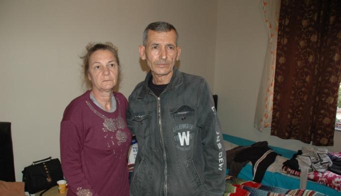 Evden atıldıklarını iddia eden çifte devlet eli uzandı