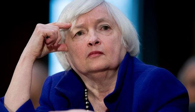 Fed Başkanı Yellen istifa edeceğini duyurdu