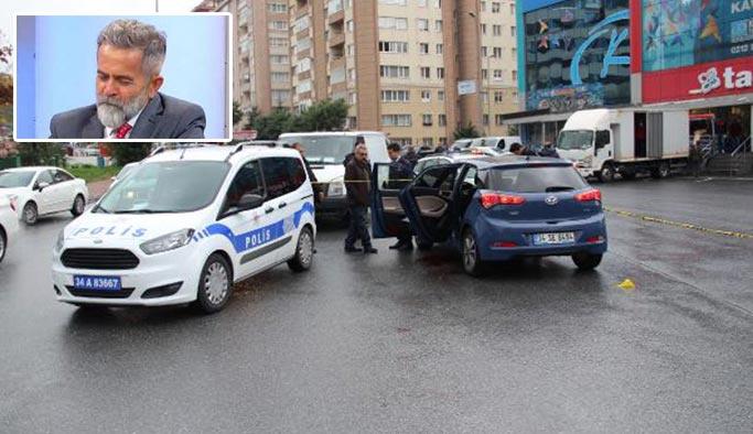 Gazeteci Tarakçı silahlı saldırıya uğradı
