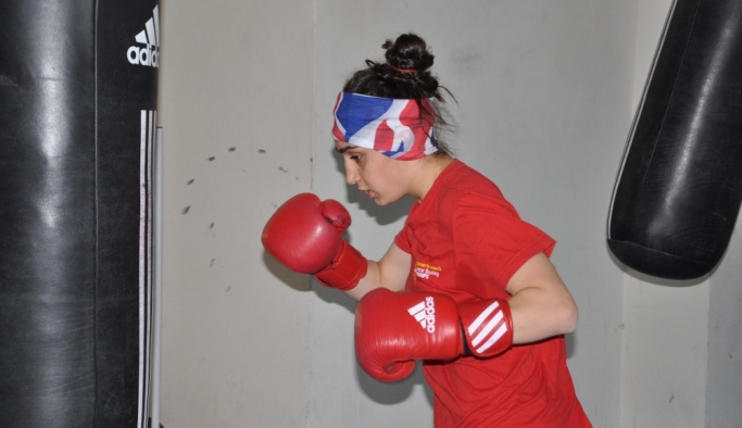 Genç milli boksörlerin, Kastamonu kampı sona erdi