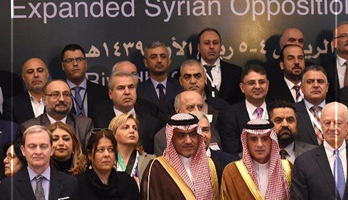 Gözler Soçi'deyken Riyad'dan açıklama geldi
