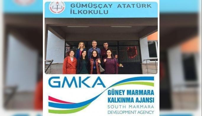 Gümüşçay Atatürk İlkokulu'ndan önemli başarı