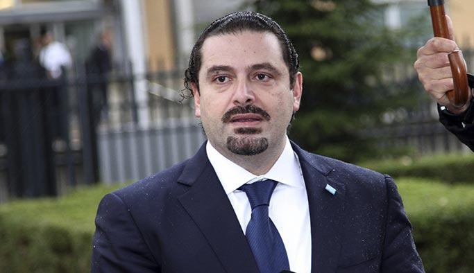 Hariri'nin istifa krizinden yeni gelişme