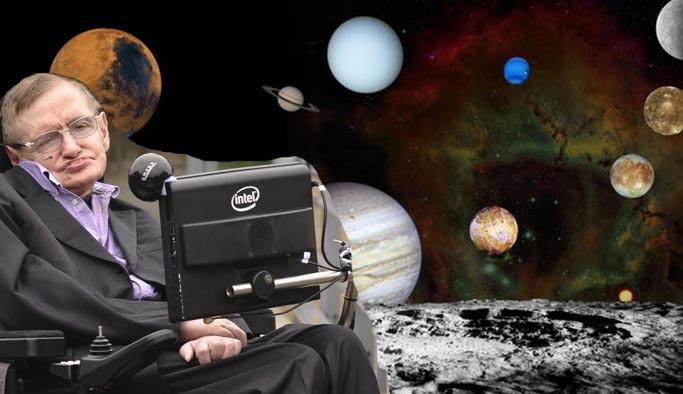 Hawking 'yapmayın' dediği halde bilim dünyası o adımı attı