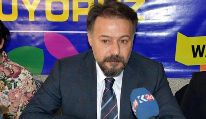 HDP il başkanından 'Çözüm Süreci' itirafı