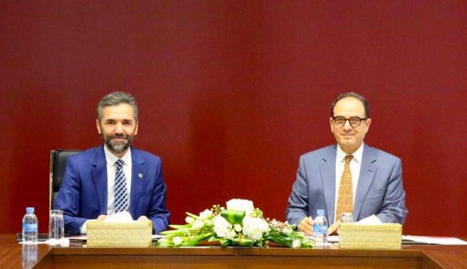 İbn Haldun Üniversitesi ile Doha Araştırmalar Enstitüsü'nden işbirliği anlaşması