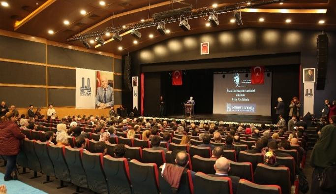 İbrahim Erkal Dadaş Kültür ve Sanat Merkezi açıldı