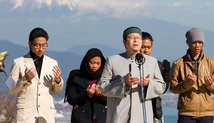 İslam, Japonya'da istikrarlı bir şekilde yükseliyor