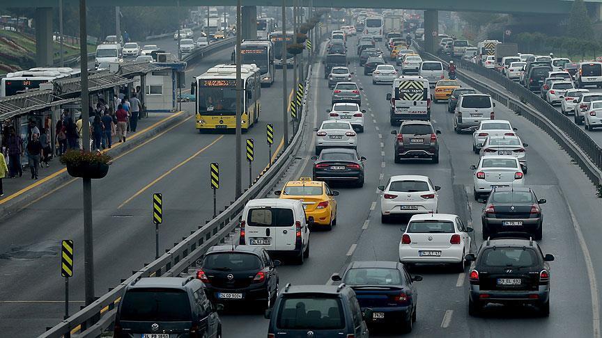 İstanbul'da bu pazar bazı yollar trafiğe kapatılacak